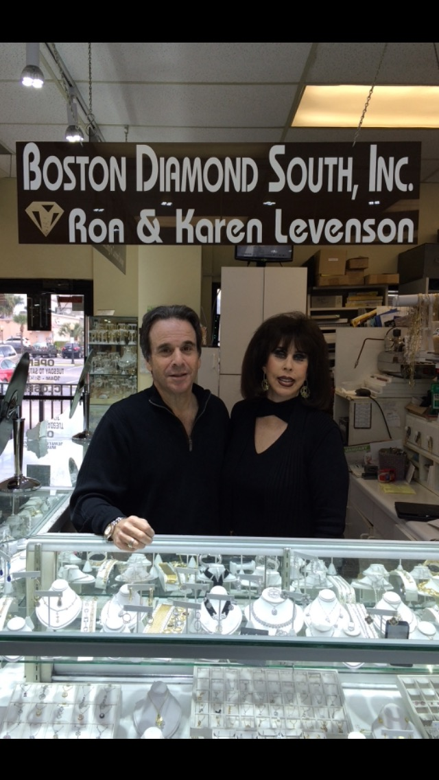 Boston Diamond
